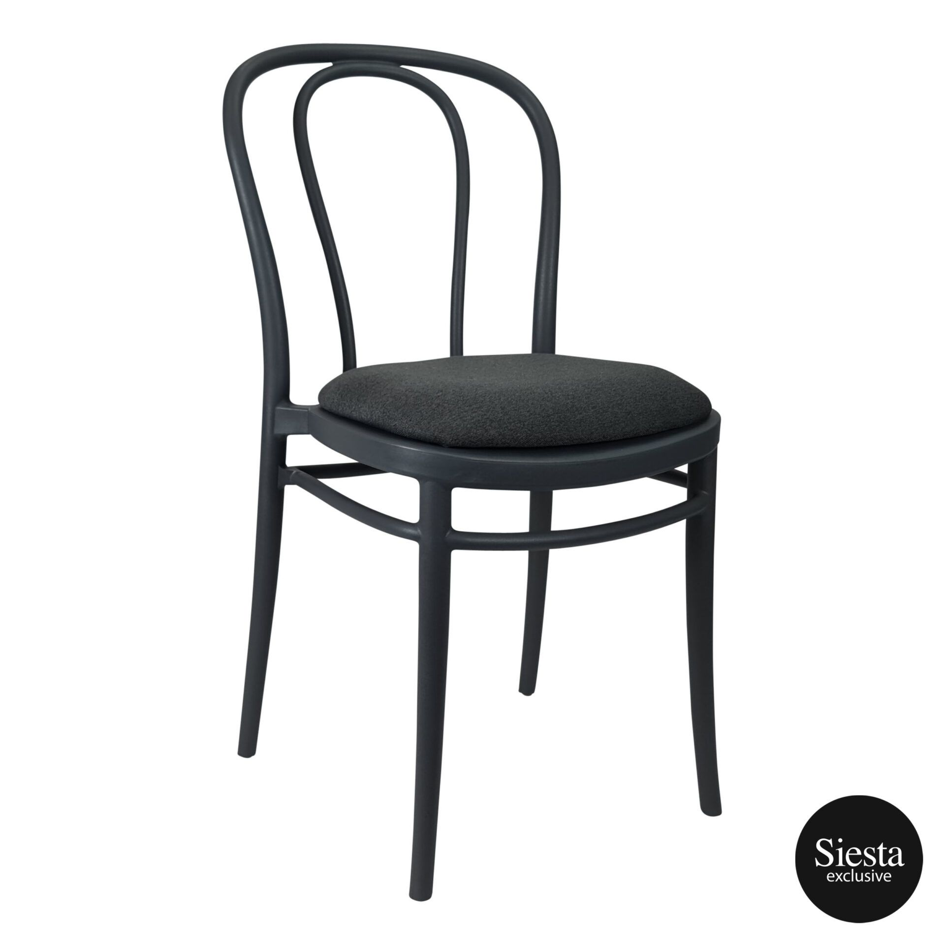 victor chair anthracite c3a