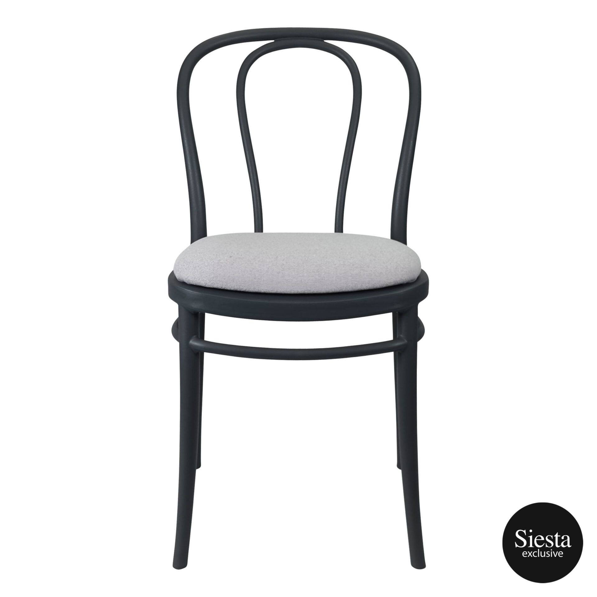 victor chair anthracite c4