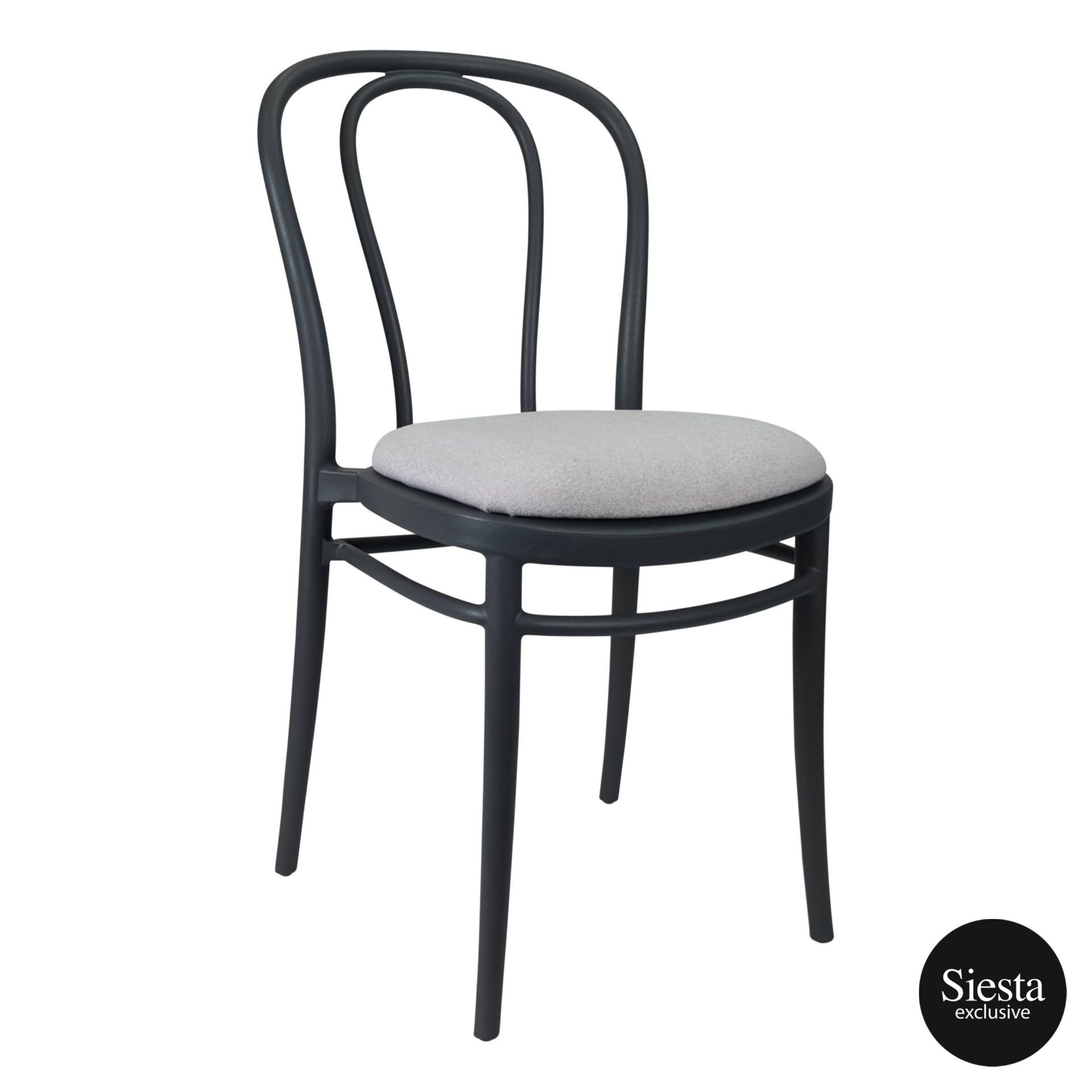 victor chair anthracite c4a