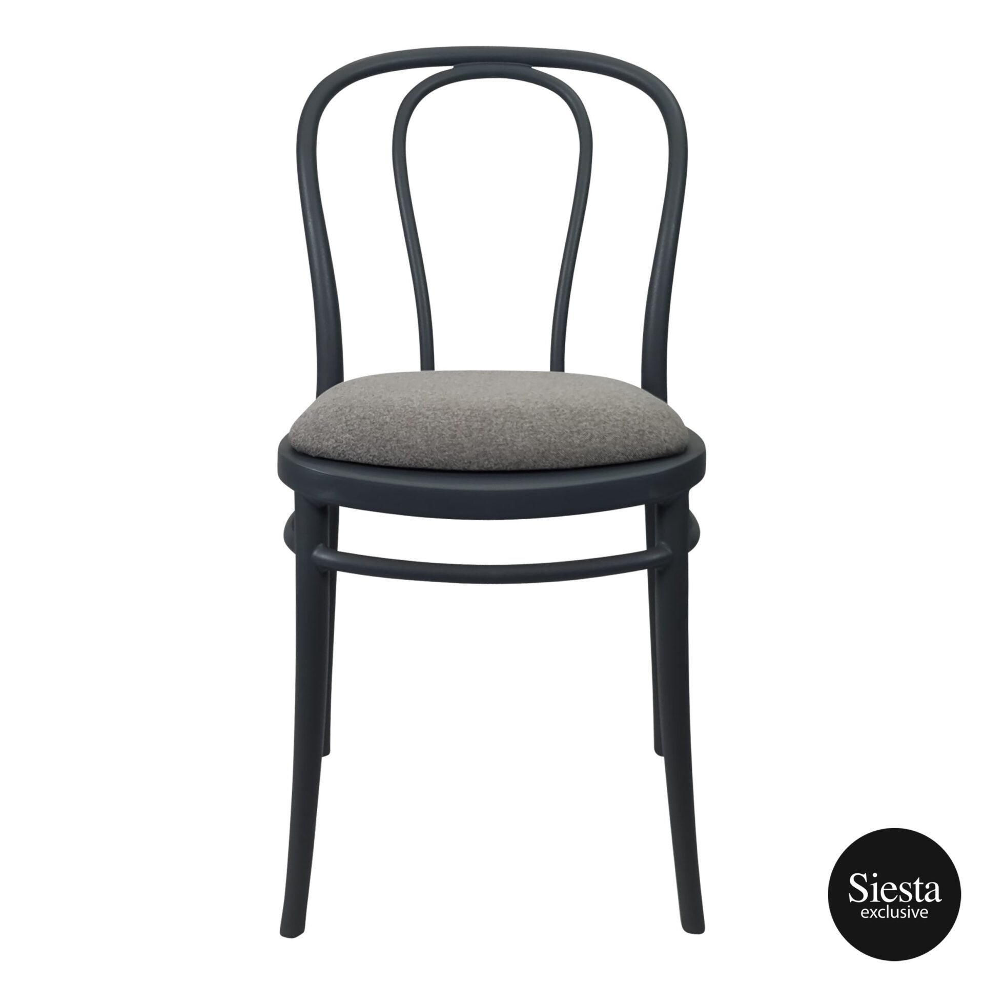 victor chair anthracite c6