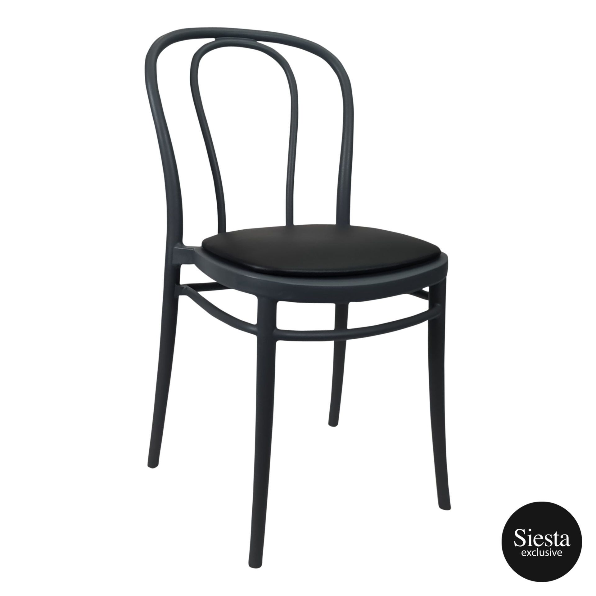 victor chair anthracite c7a
