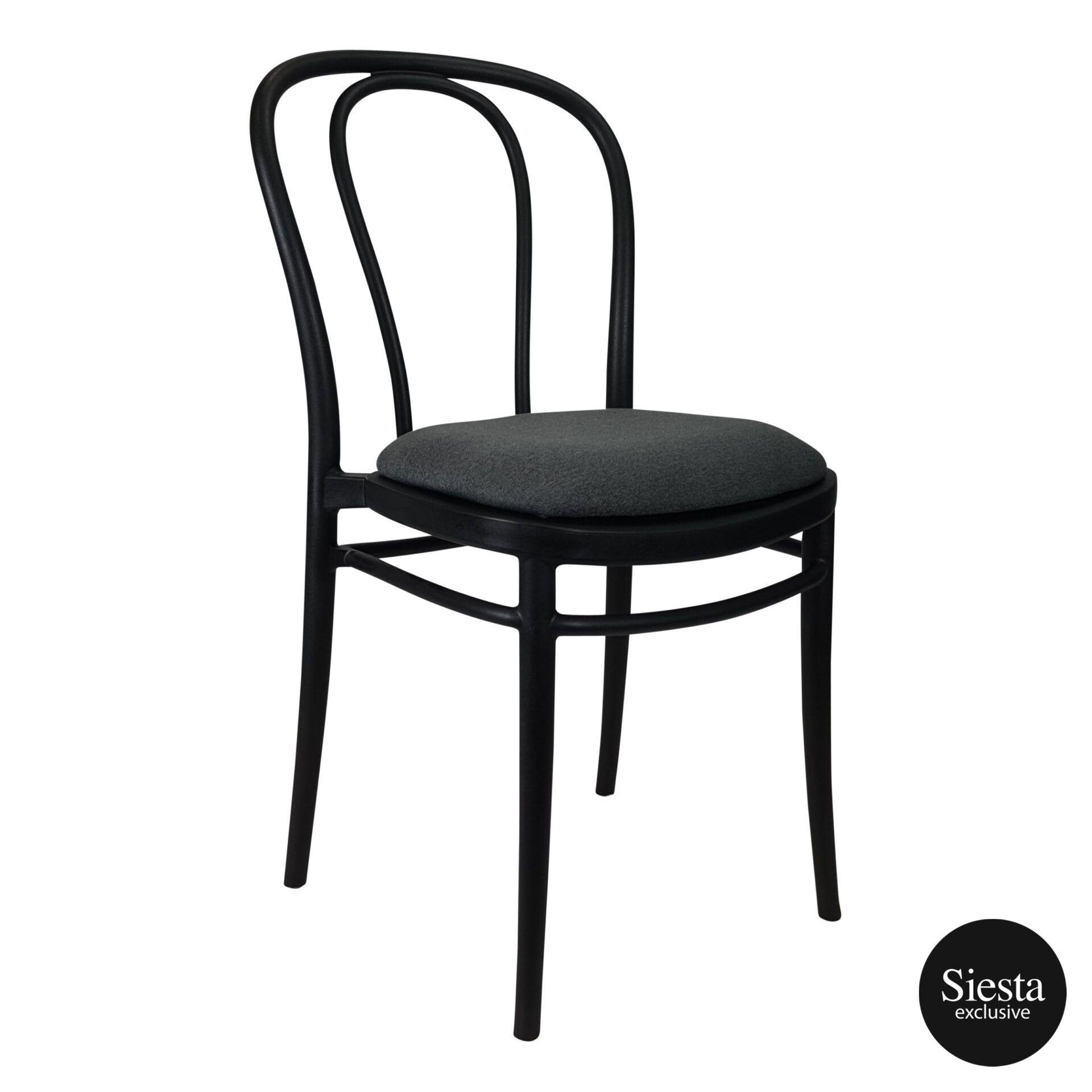 victor chair black c3a
