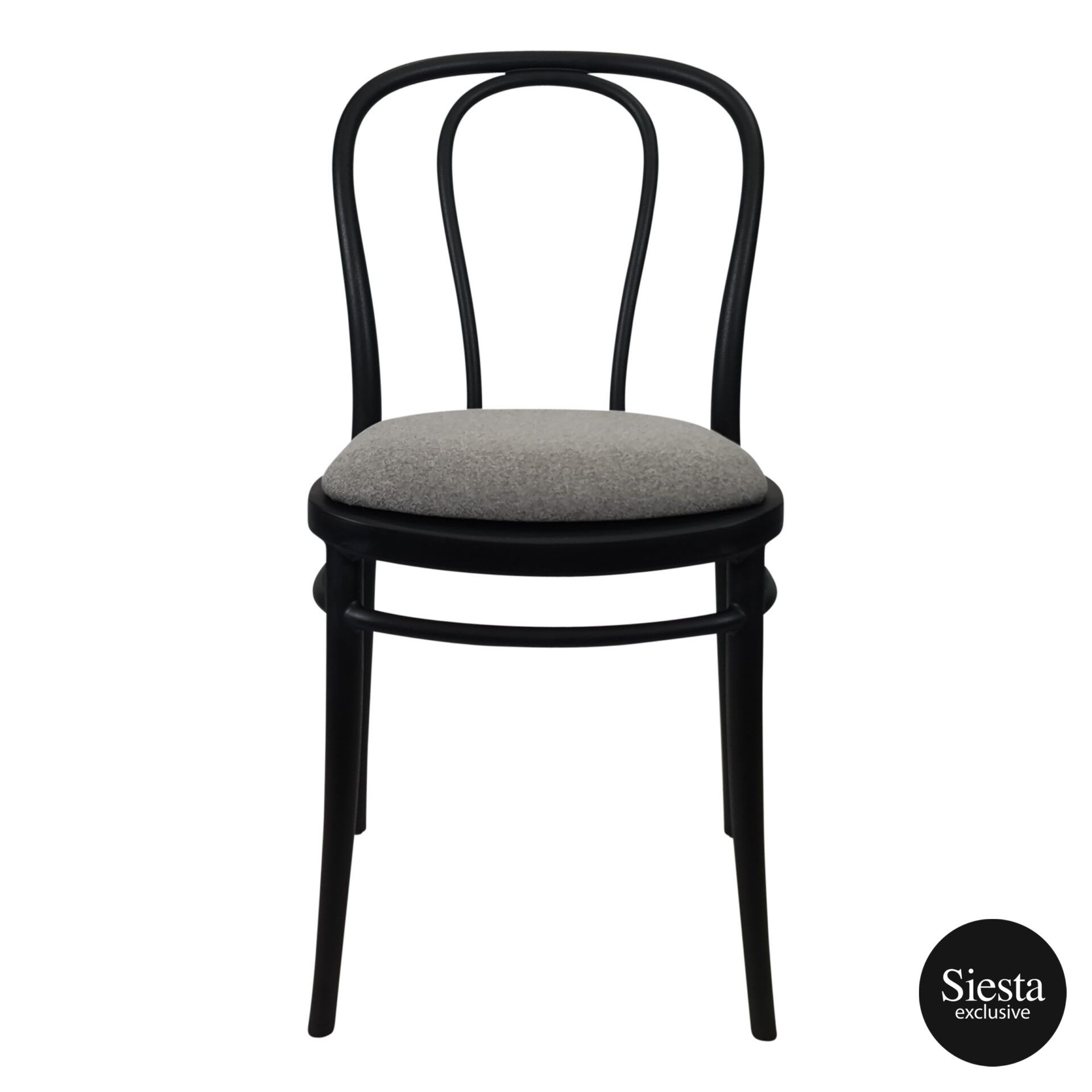 victor chair black c6