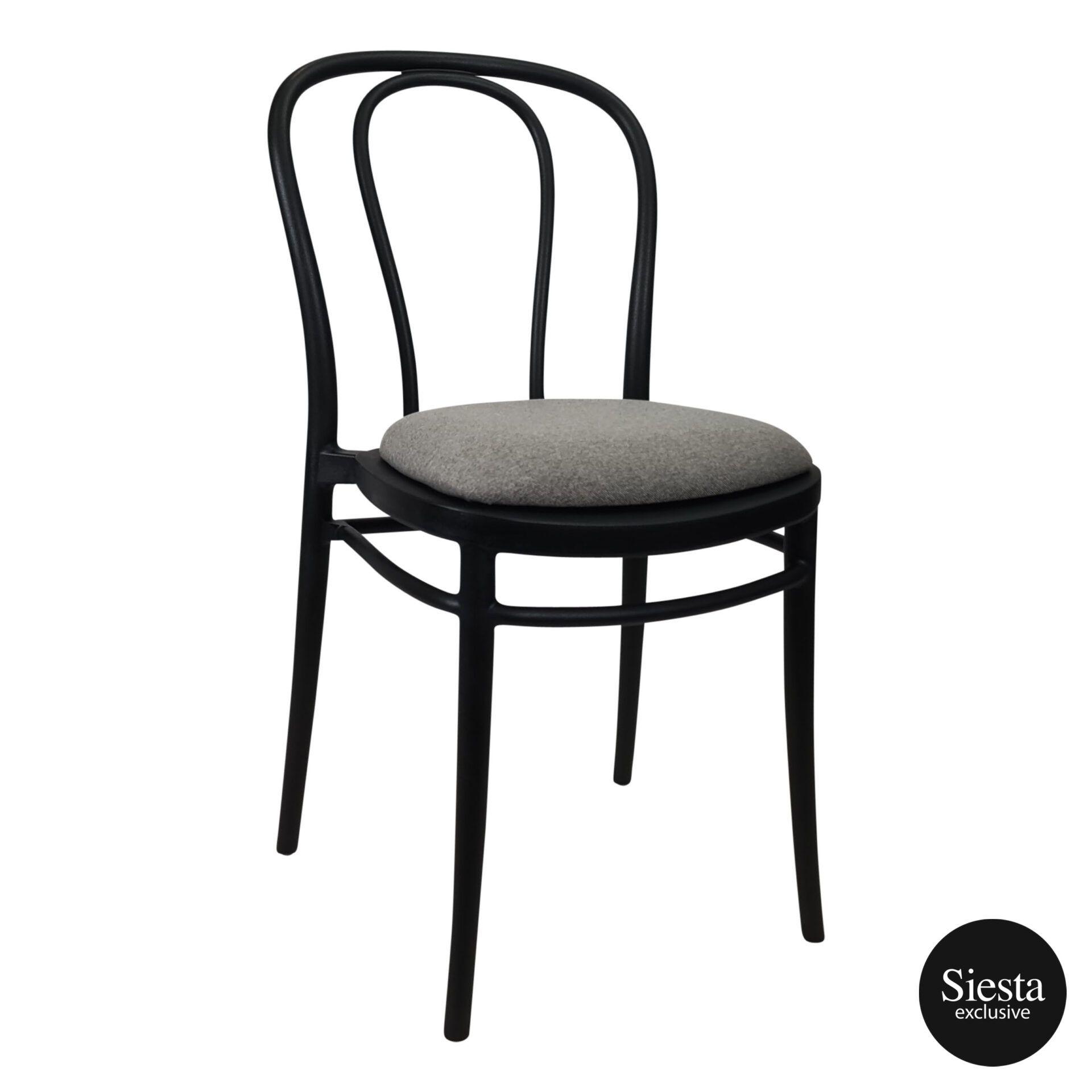 victor chair black c6a