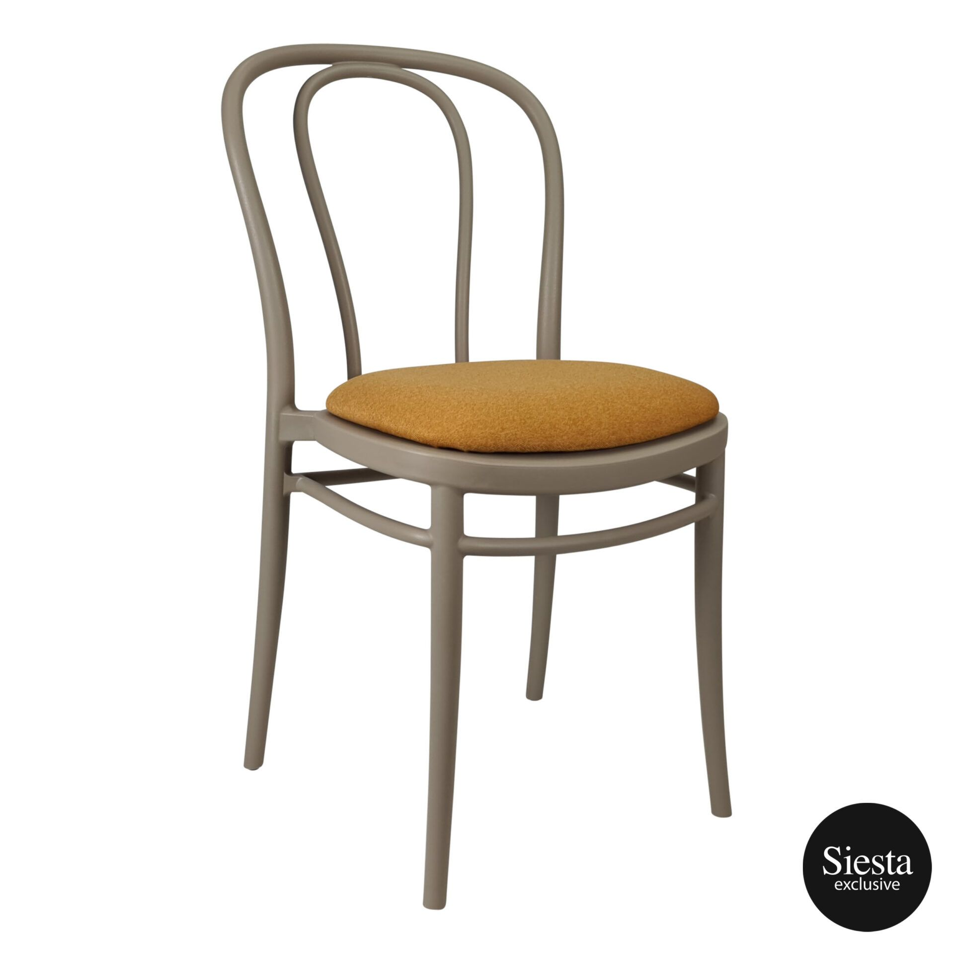 victor chair taupe c1a