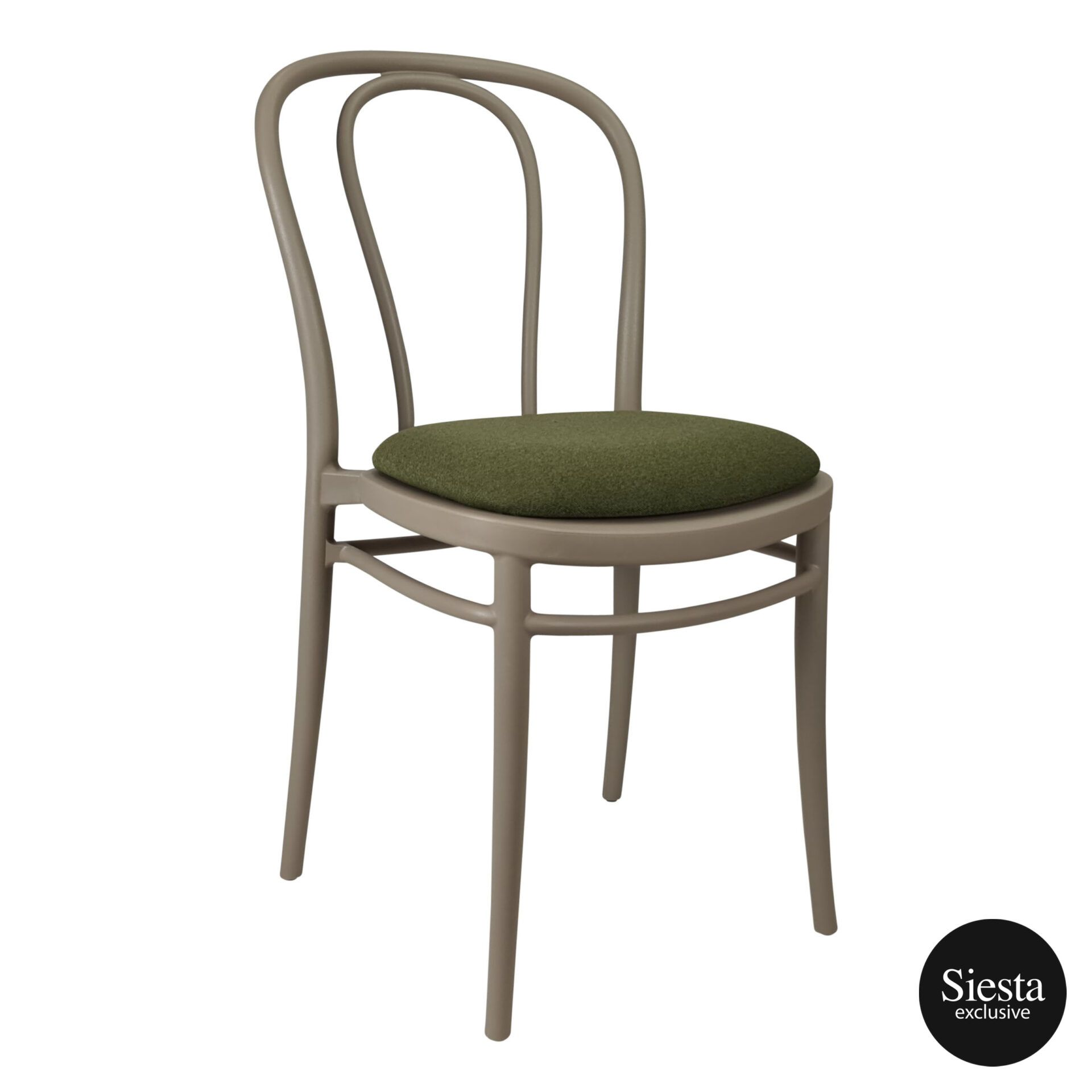 victor chair taupe c2a