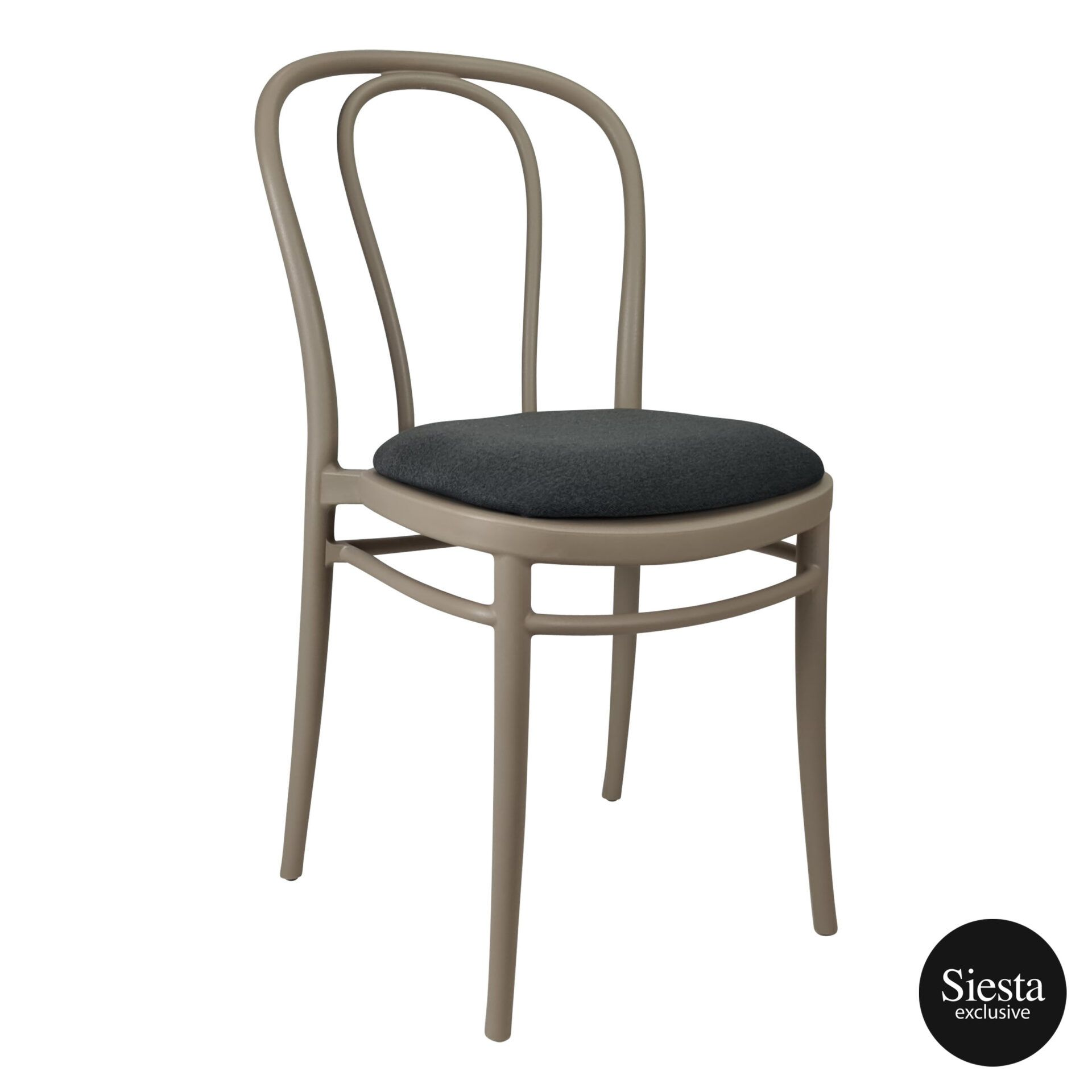 victor chair taupe c3a