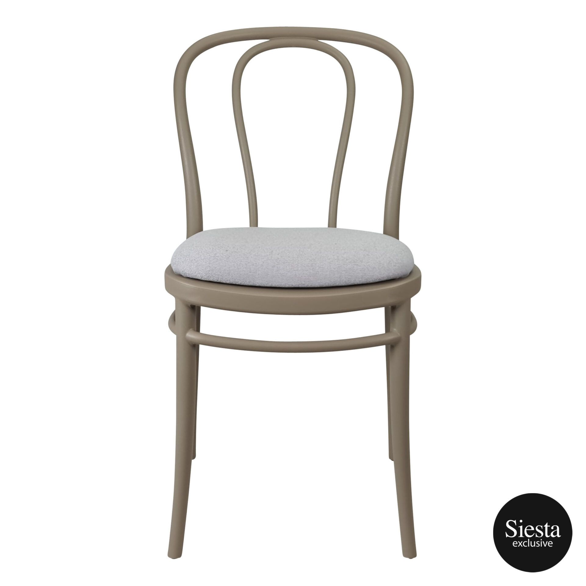 victor chair taupe c4