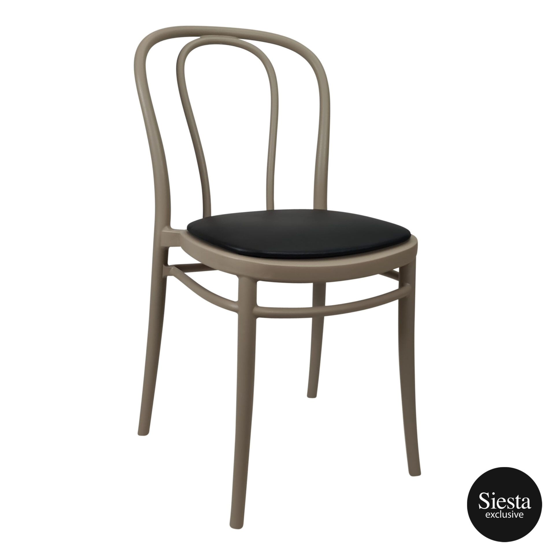 victor chair taupe c7a