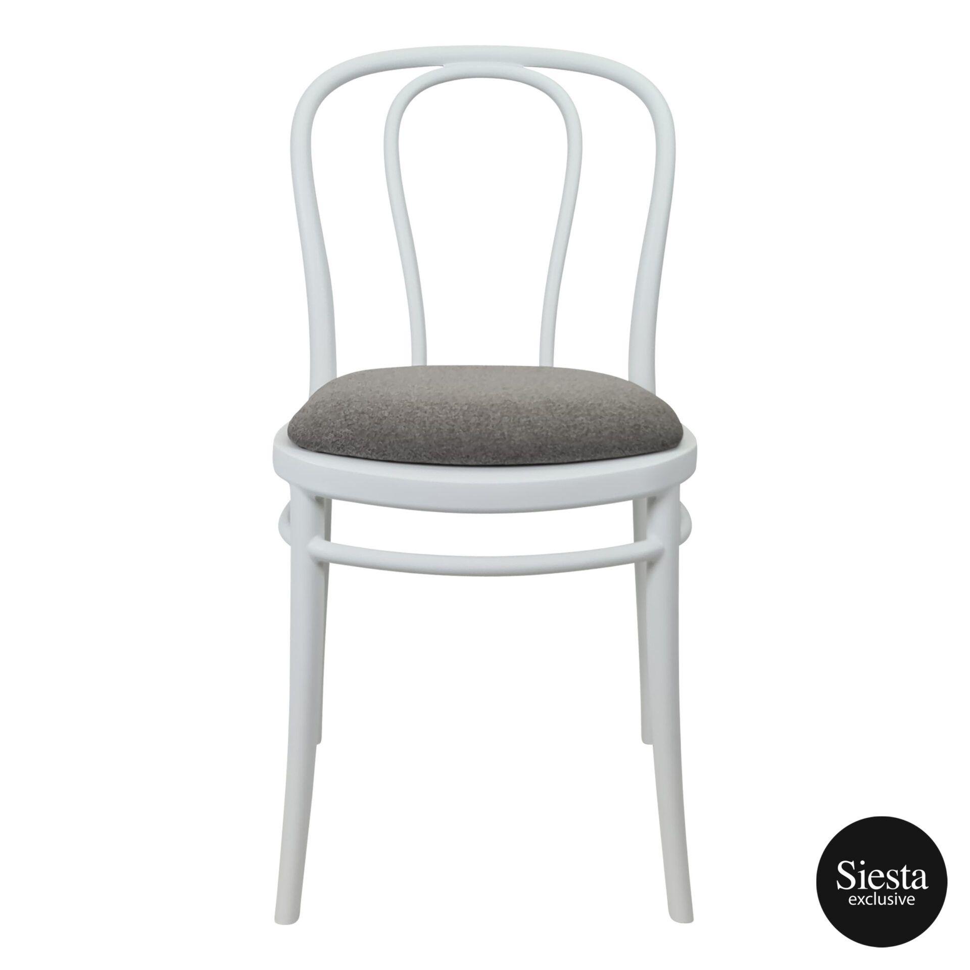 victor chair white c6
