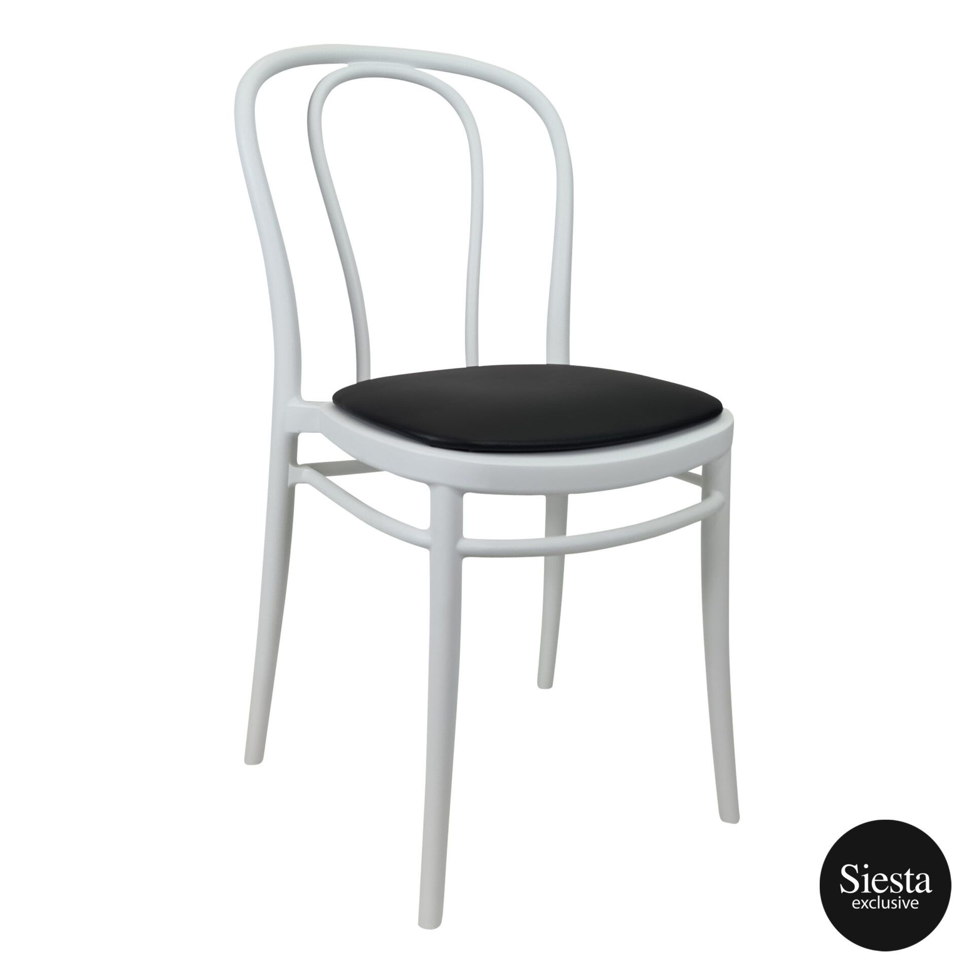 victor chair white c6a