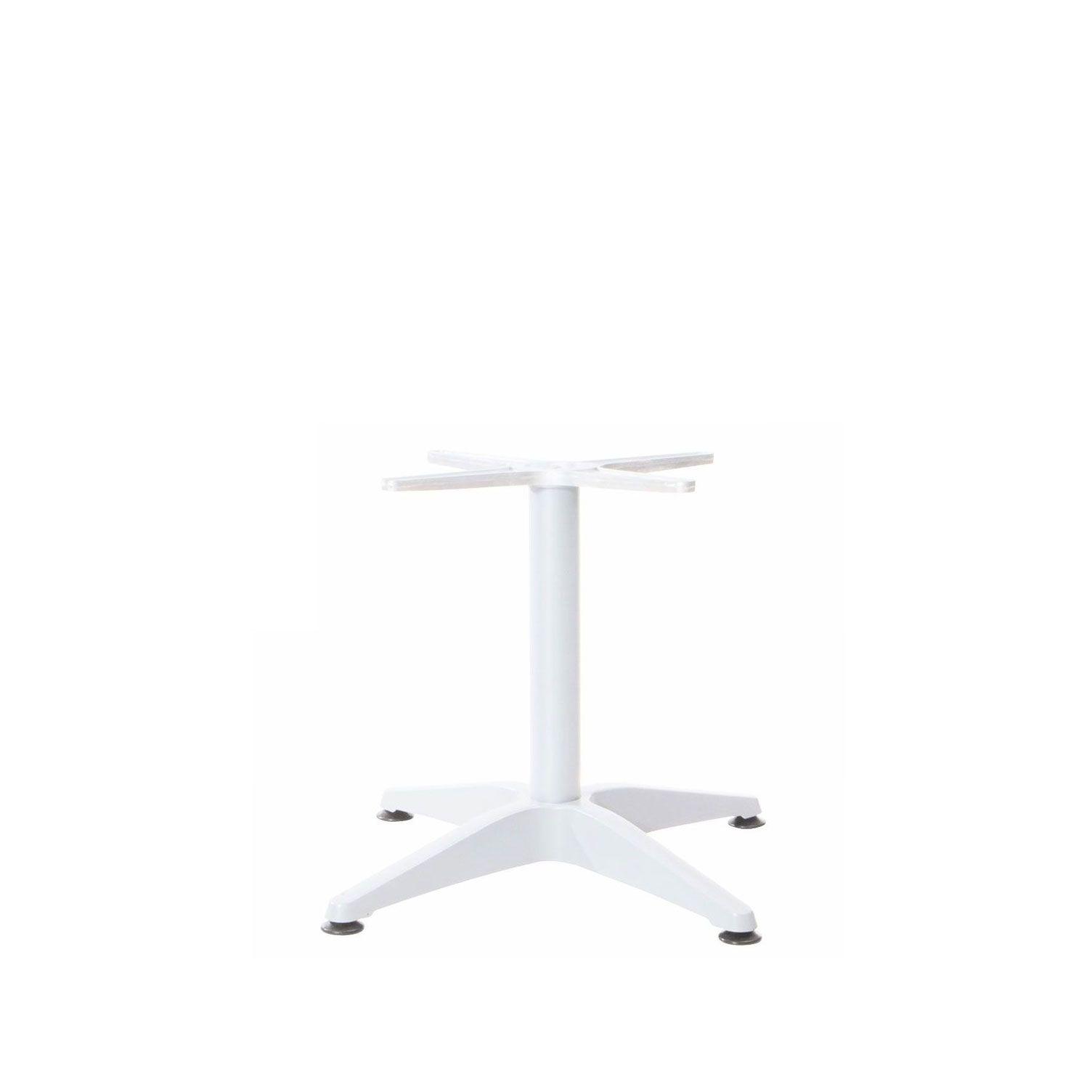 astoria coffee table base white