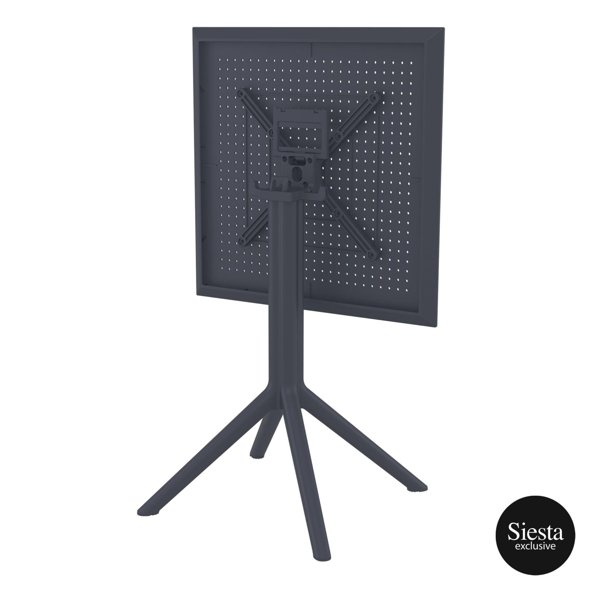 polypropylene outdoor sky folding table 60 darkgrey k back side 1