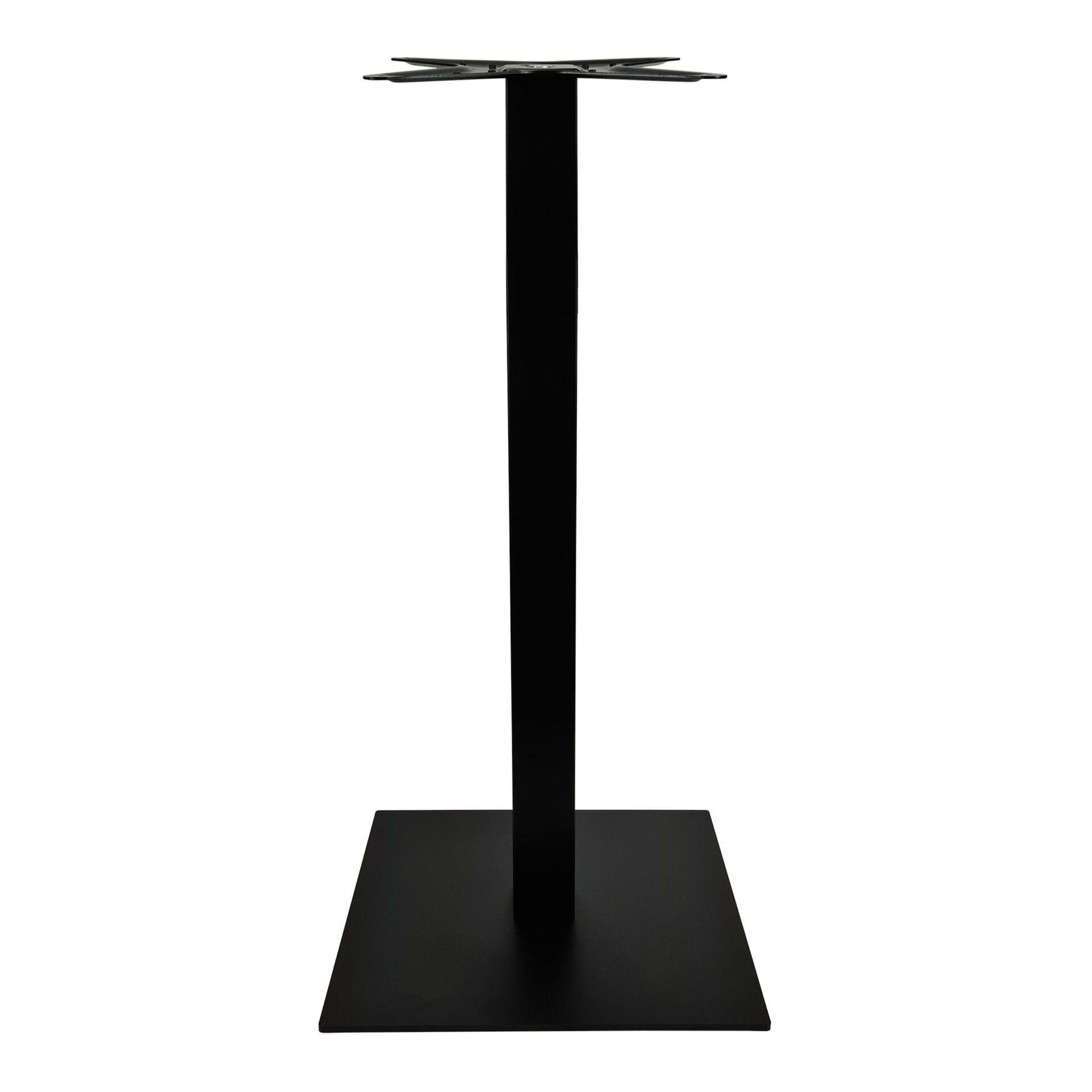 calais bar table base black