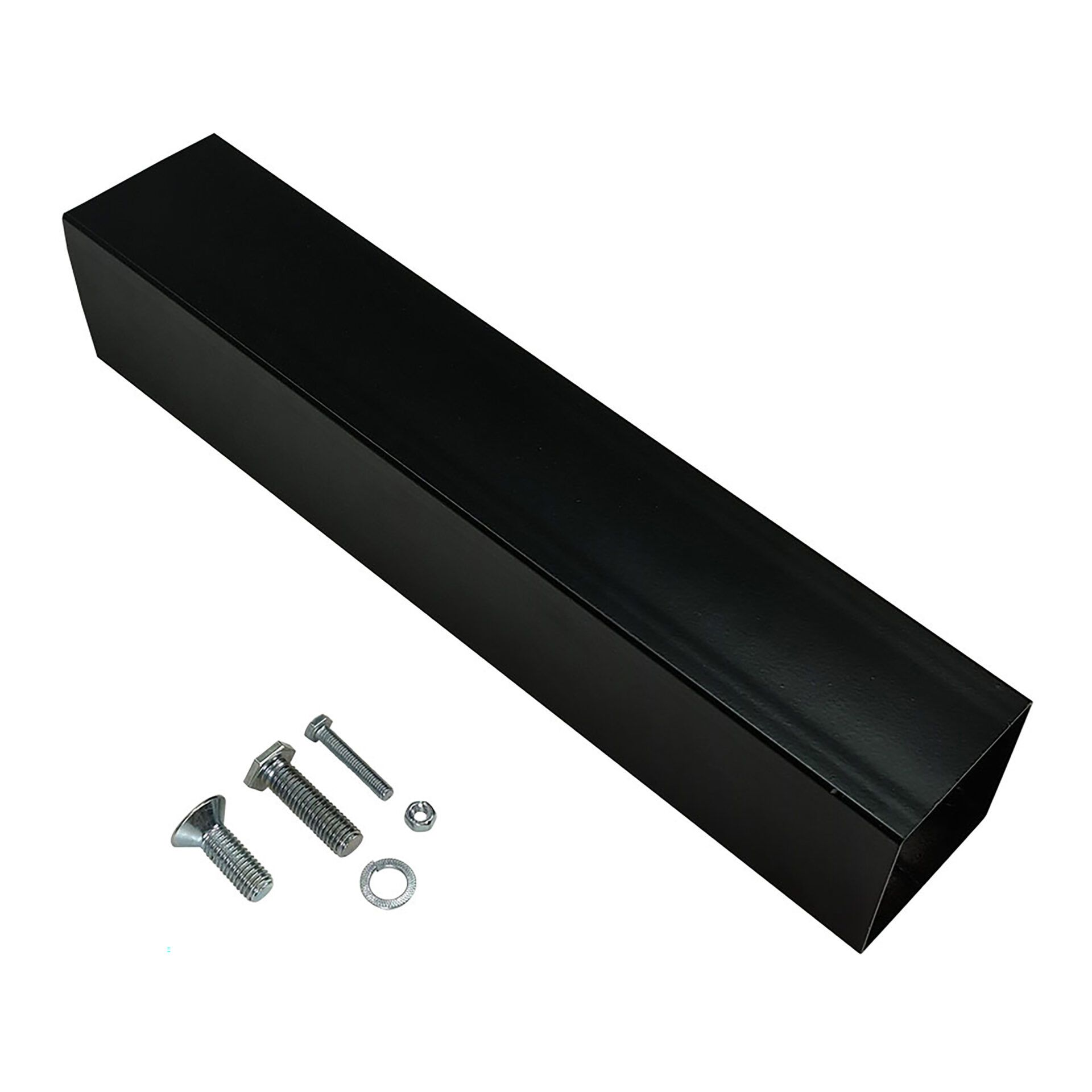 calais coffee table base black.pole .parts