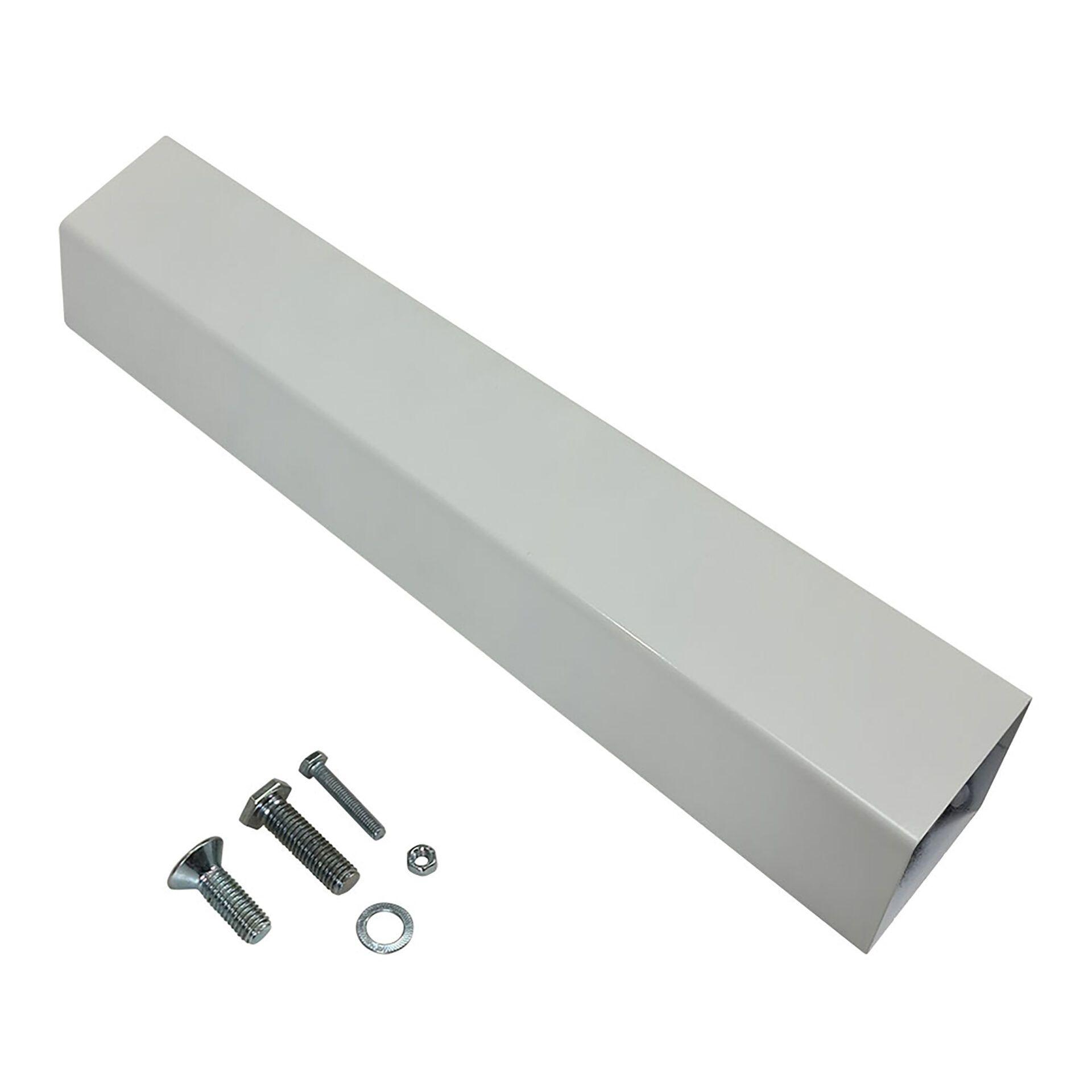 calais coffee table base white.pole .pole .parts