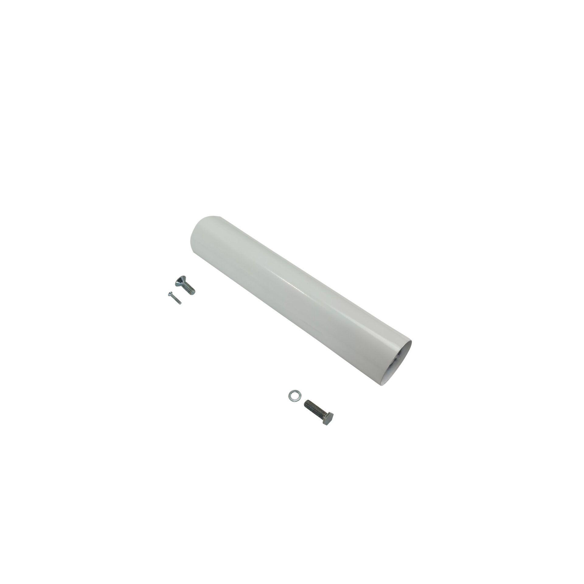 lyon coffee table base white.pole .parts