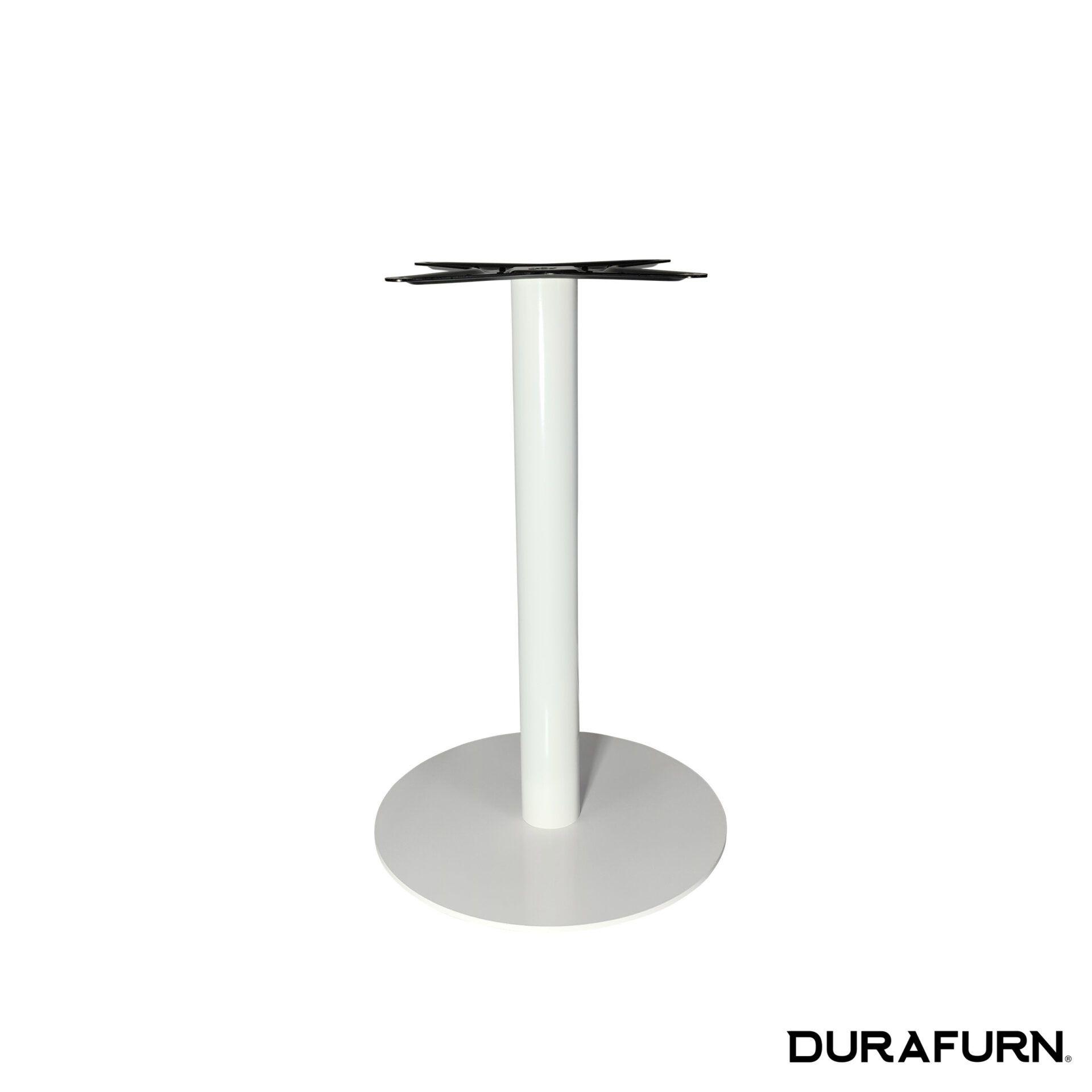 lyon table base white 1
