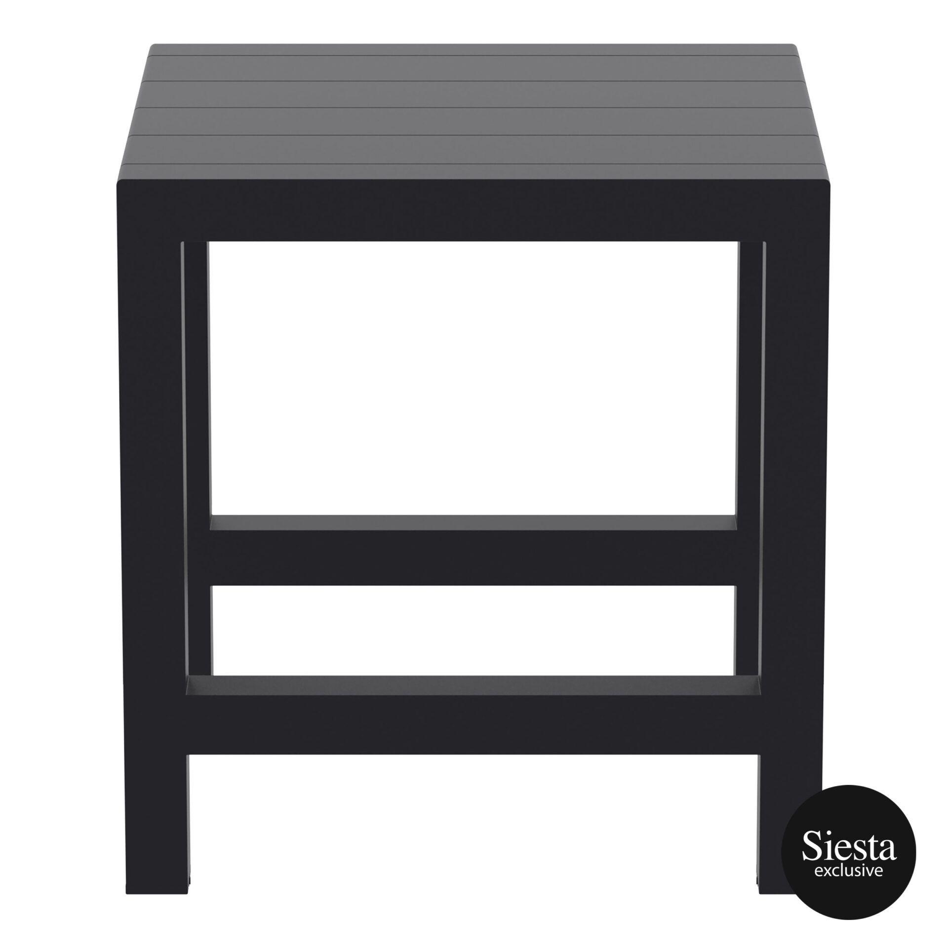 003 vegas bar table 100 black side