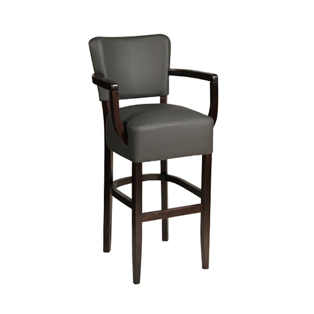 290.memphis arm stool sq