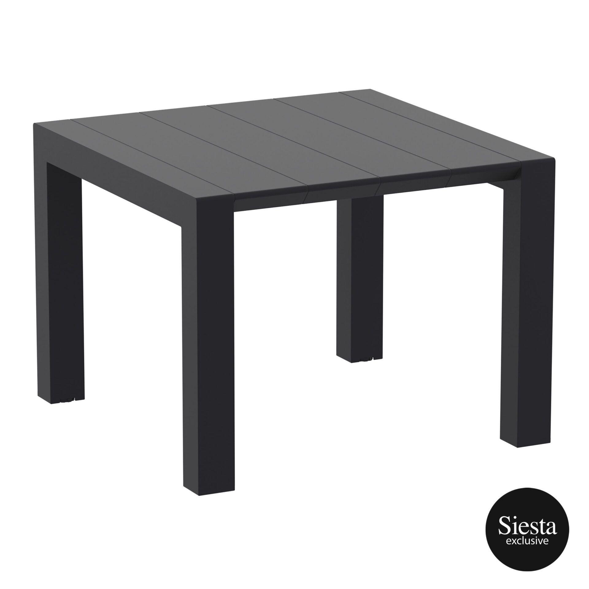 002 vegas table 100 black front side