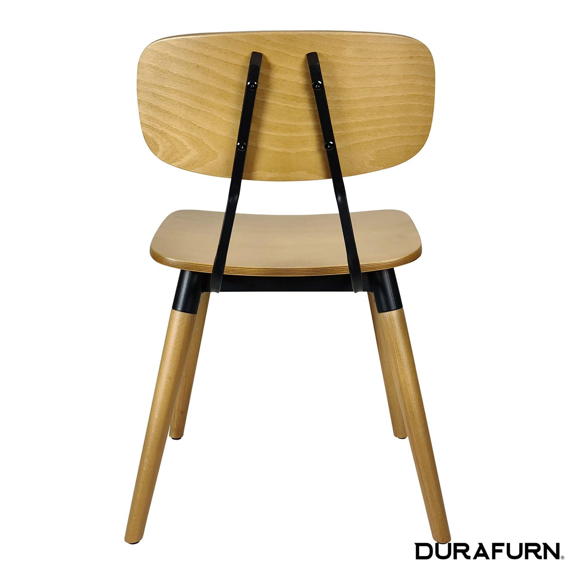 Felix Chair Natural black back
