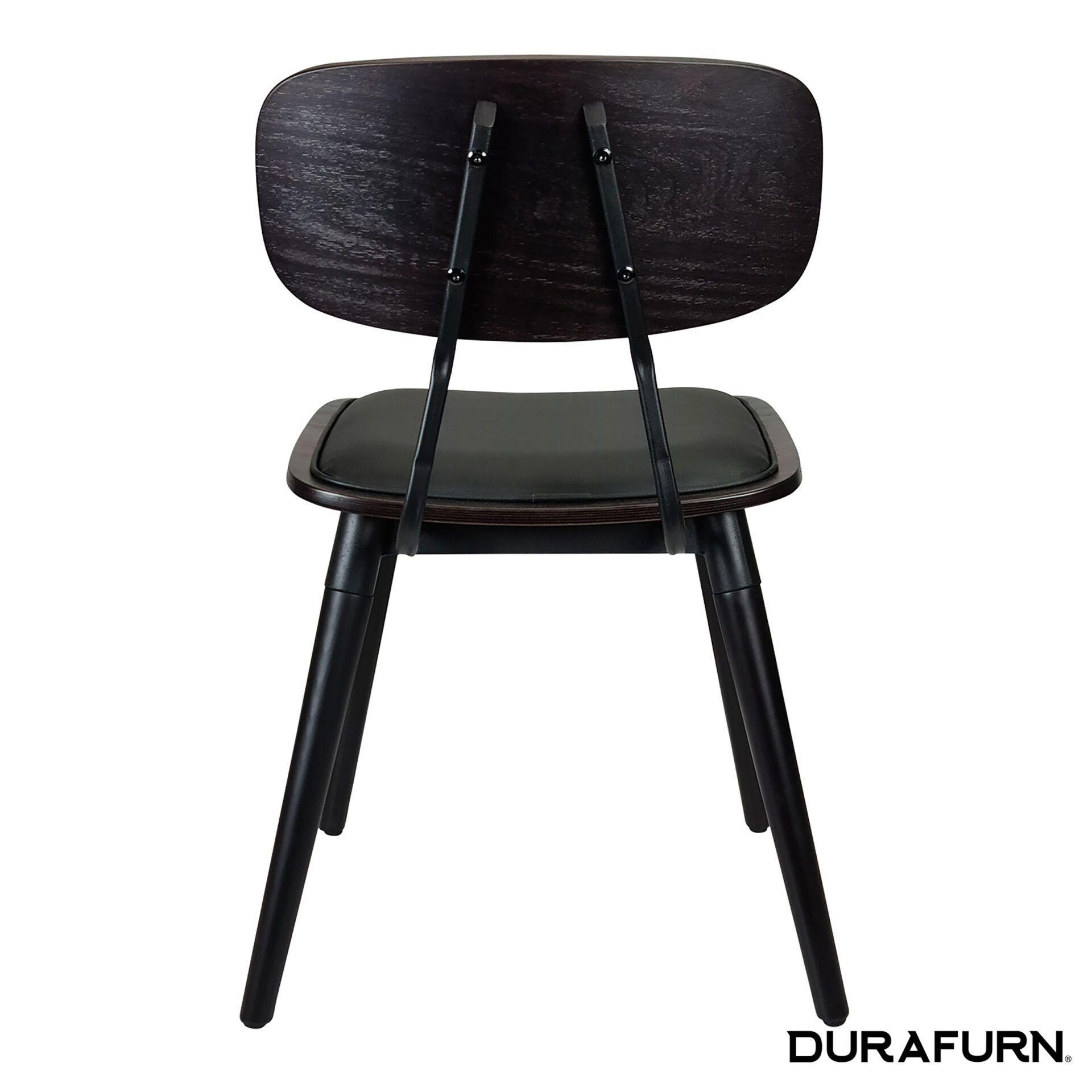 Felix Chair Wenge uph back