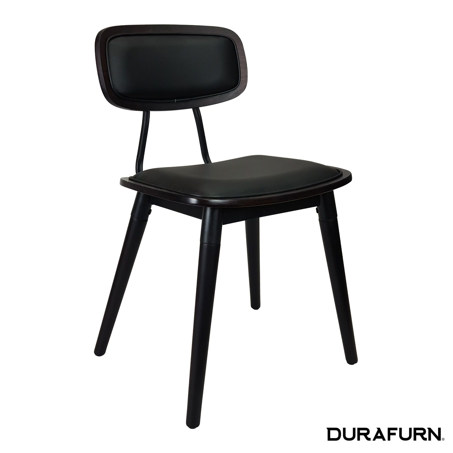 Felix Chair Wenge uph front side