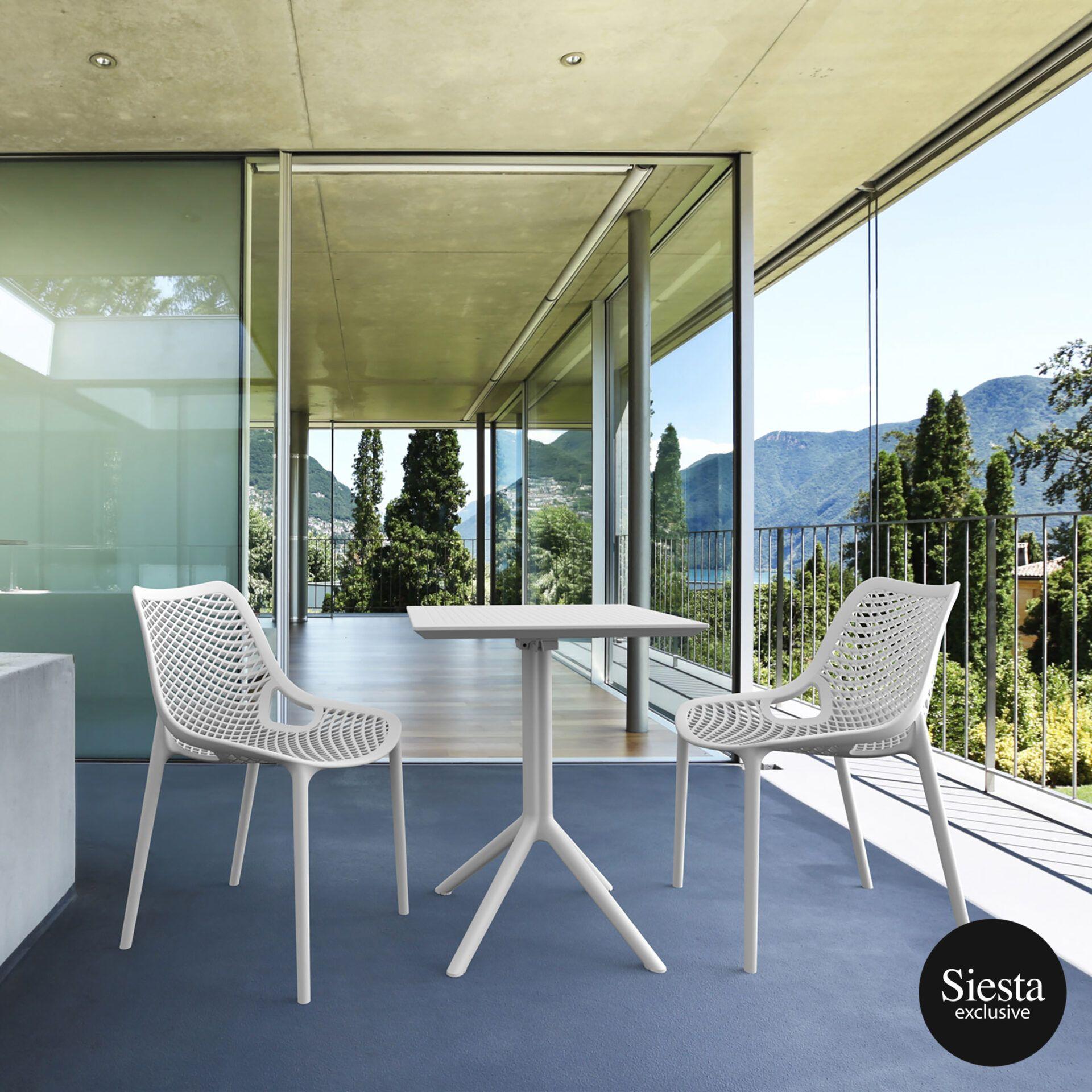 820 air sky folding table 60