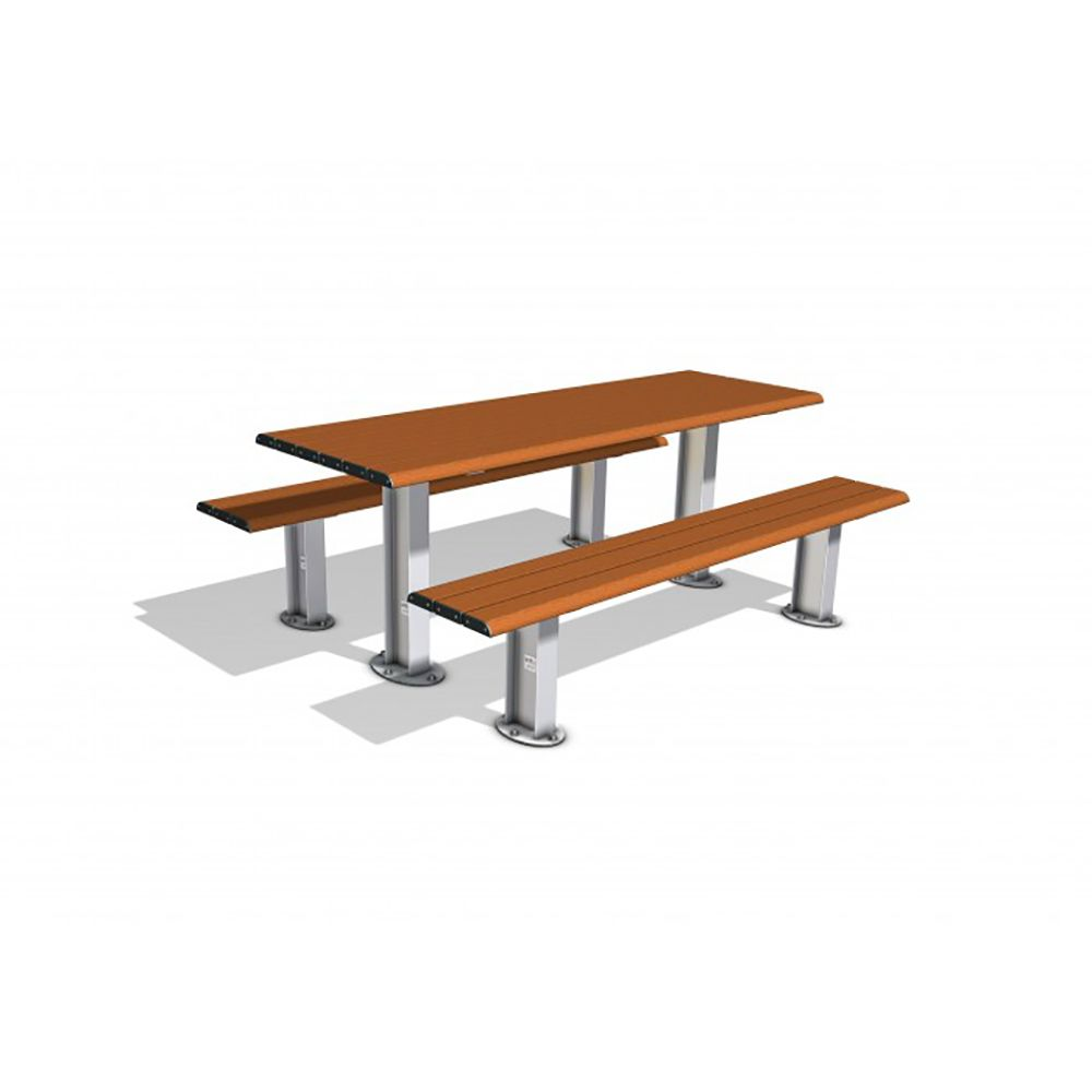 ATS SM TIM 001 DELTA TABLE SETTING TIMBERIMAGE