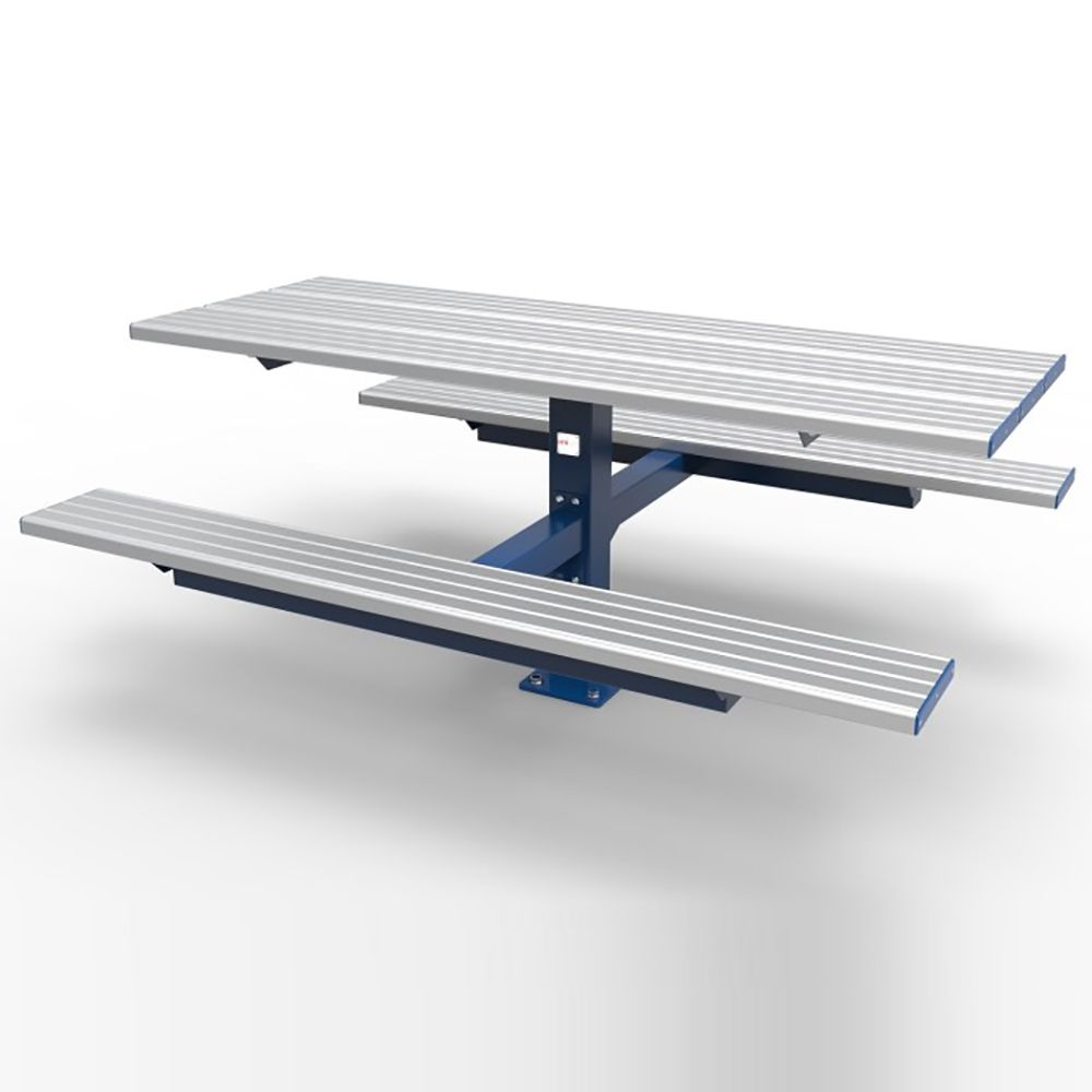 MPT IG DEL 001 ALFRESCO PEDESTAL TABLE SETTING DELUXE