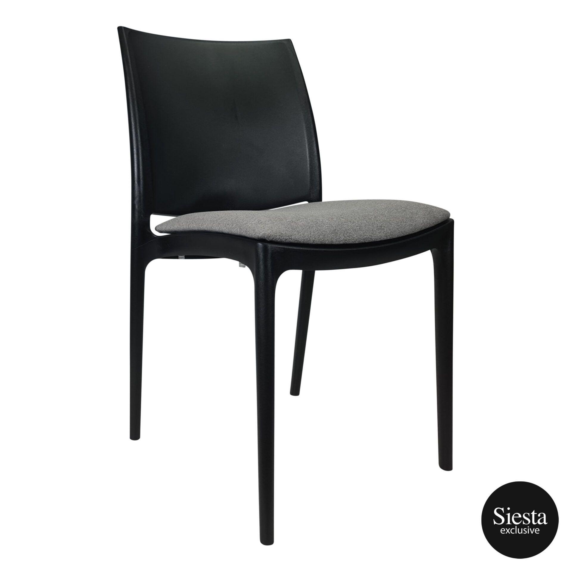 maya chair black c3a