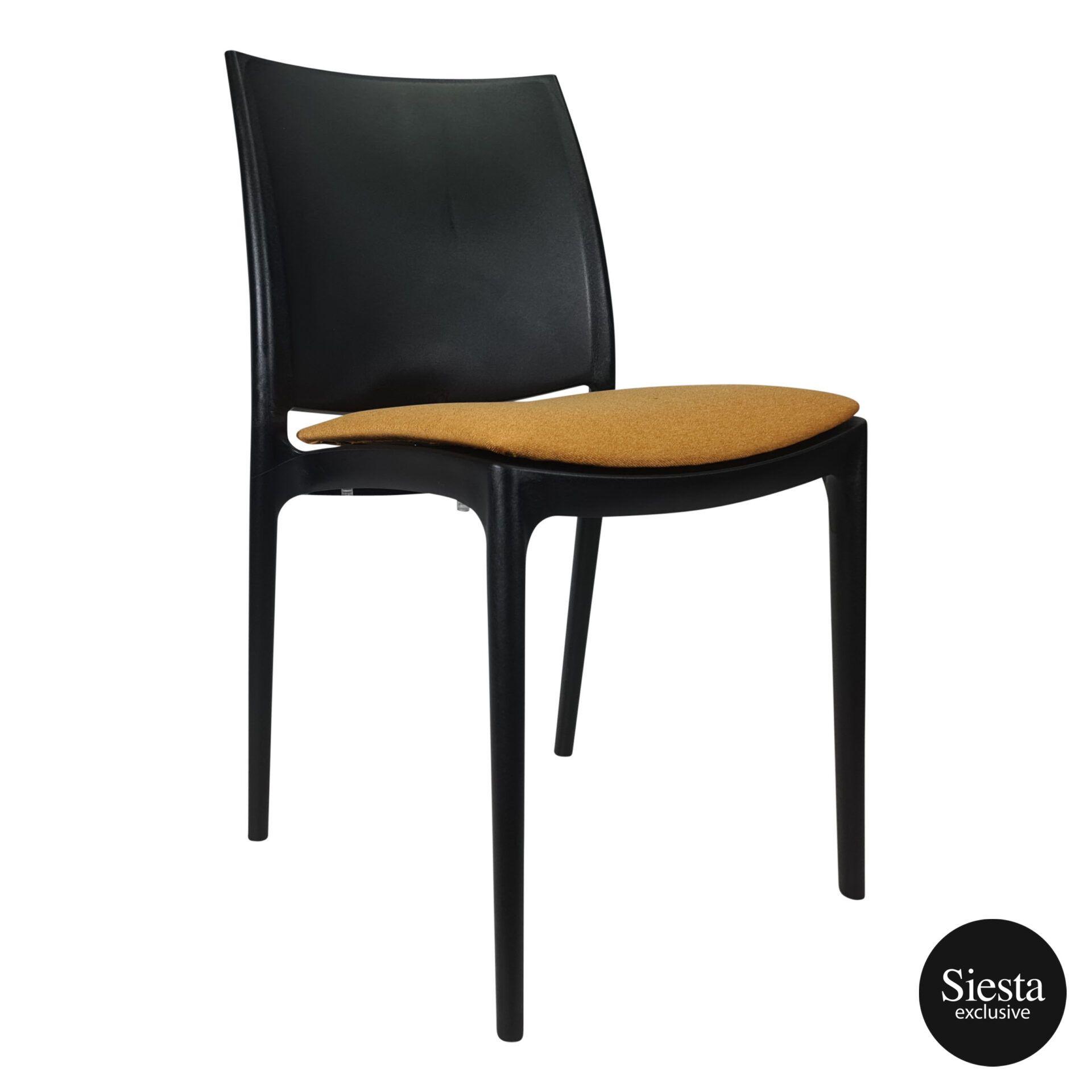 maya chair black c6a