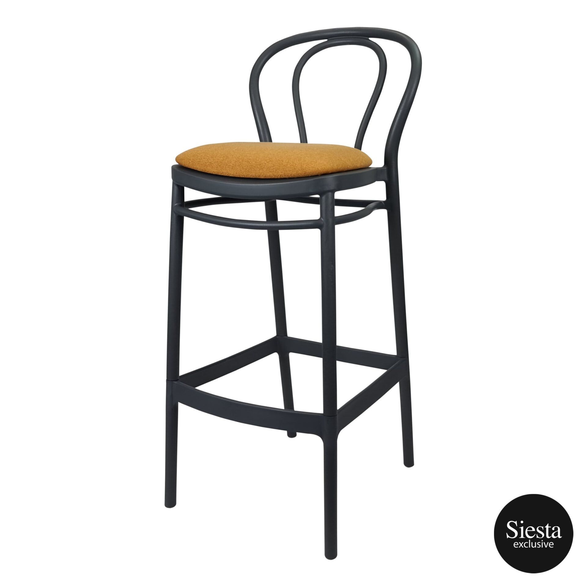 victor barstool 75 anthracite c3a